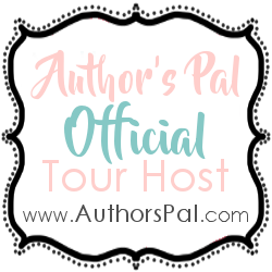 New Authors Pal Tour Host Button