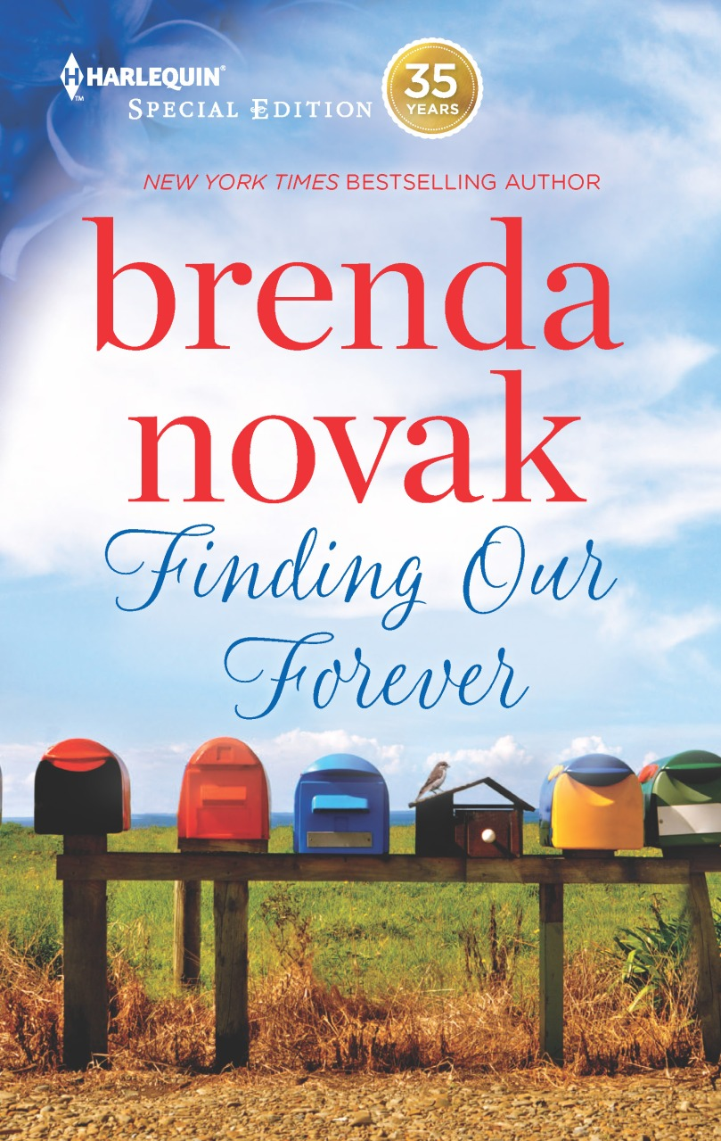 FINDING OUR FOREVER Cover