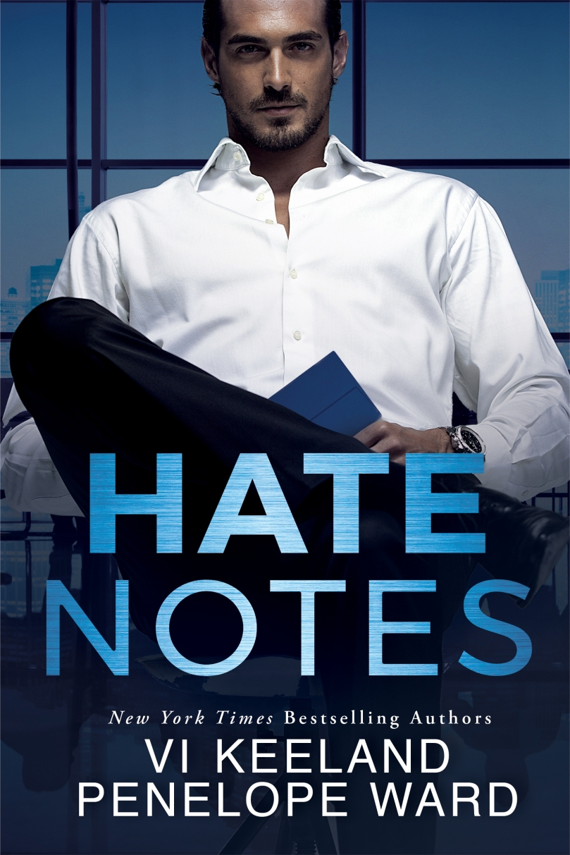 Hate Notes ebook cover